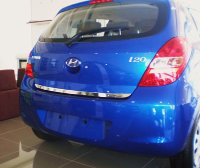 Inox Boot Trim for i20